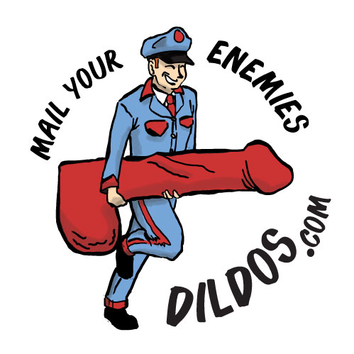 Mail Your Enemies Dildos